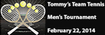 Banner-Tommy's Team Tennis and Tennis WinWin Men's Tournament 2014