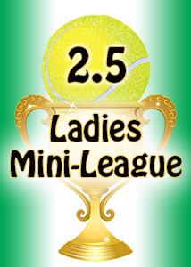 4fe13b1ba18 2.5 Ladies Mini-League  Information   Registration