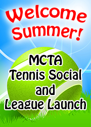 mcta and tennis winwin Welcome Summer tennis social 2017